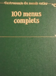 100 menus complets